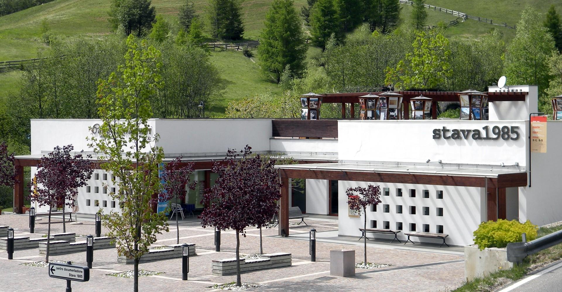 Il Centro Stava 1985